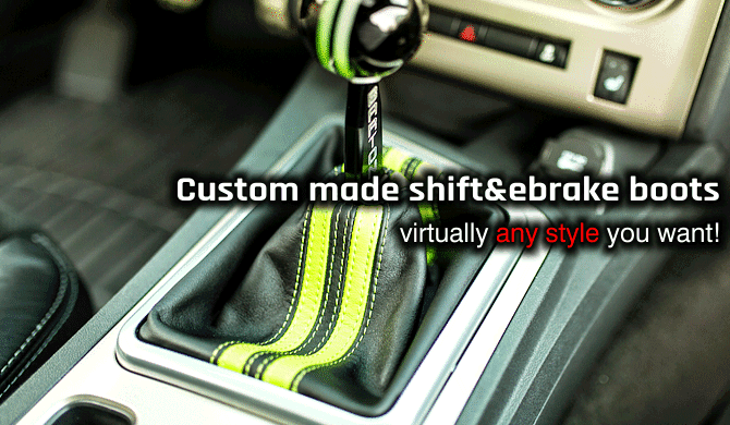 Your new shift boot is waiting